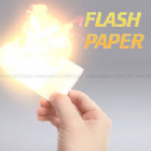 Flash Paper for Magicians